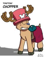 Chibi Chopper by Ssela