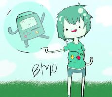BMO and BMO and Bubble by BMO-CHOPP