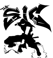 tHe SiC Ninja Stencil by theSIC