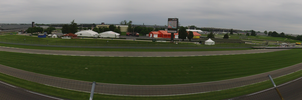 Turn 2 Indy Motor Speedway by 1madhatter