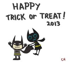 Trick or Treat 2013 by CrimsonHorror