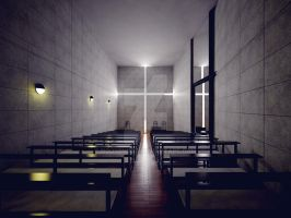 Church of the Light - Tadao Ando by nguyendoc
