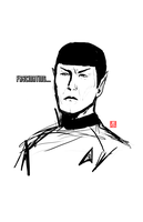 4 Minute Spock by PickledGenius
