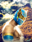 Sin Cara by Photopops