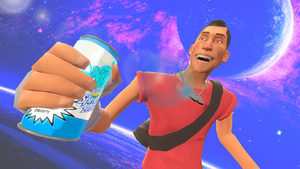 The New Drink: Bonk Atomic Punch Sprite Zero! by ravil32