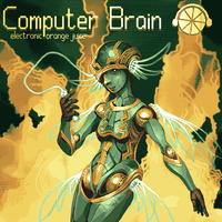 Album Cover: Computer Brain by Drazelic