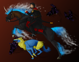 Secret Santa: Cossack On The Loose by TamHorse