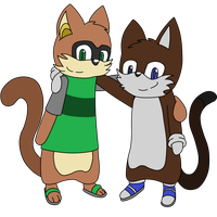 Request 13: Billy and Barry by NU66S