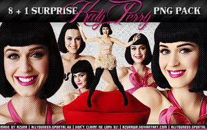 Katy Perry png pack by azuRAWR