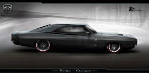 Project Charger by SlincksInTheWind