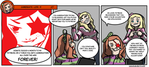 Gamergate life 11 by KukuruyoArt