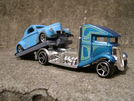 Fast-Bed Hauler  and Custom Willys by prorider