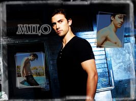 Milo Ventimiglia Wallpaper by INVINCIBLE-BTS