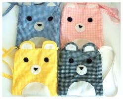Bunches of Bear Bags by J-R-Creations