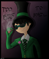 Too Big to Fail by SilverPup88