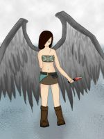 Winged by aamaji