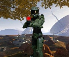 HALO: Spartan lasers are dangerous by Cadmus130