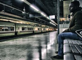 Alvia-Renfe by cahilus