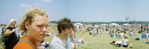 B is for BONNAROO by danomano65