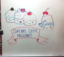 Cupcake Cutie Pageant by cephalo786