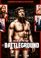WWE BATTLEGROUND 2013 - poster by TheIronSkull