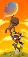 Little Big Planet - Take Off by Dayu