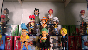 WCF one piece collection by Alblade