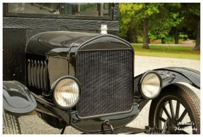 1925 Ford Model TT Delivery Van - Grille by TheMan268
