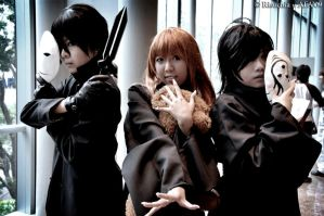 AFA - DARKER THAN BLACK by YakuKaen