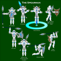 The Spearman by ISawEverything