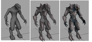 The arbiter WIP by the-Higgins