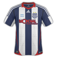 Talleres - Adidas - Home by Damian-carp