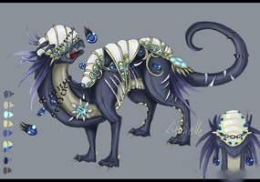 Adopt-Auction: Nightmare Eye (Closed) by Salvatoret