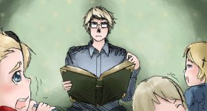 APH Nordic- Bedtime Story by Jacyll