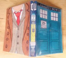 Doctor who organizer by curry-brocoli