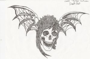 Jimmy Sullivan Deathbat by XxHellsingFan4EverxX