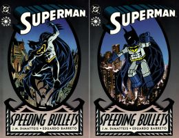 Superman: Speeding Bullets by jcastick