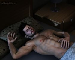 Buenas Noches by sithlordsims