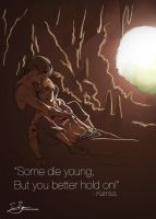 Hunger Games - Some Die Young by Ingvild-S