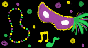 Marti Gras by TheSoulKeeperz