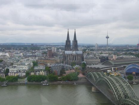 Cologne Cathedral by oscarhy