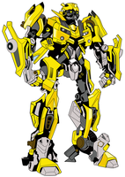 Bumblebee by spiers84