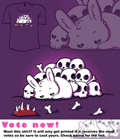 Woot Shirt - Slumber Party by fablefire