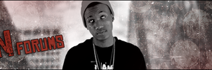 Hopsin Website Banner by CREEPnCRAWL