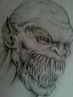 baraka pencil by skull388