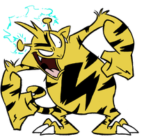 125 - Electabuzz by Winter-Freak
