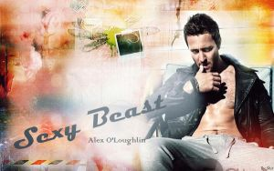 Alex O'Loughlin by shirleypaz
