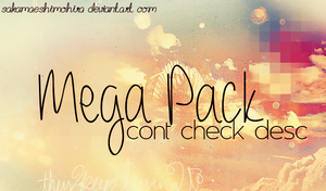 MEGA PACK!! (Sorry for bad cover) by SakamaeShimohira