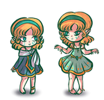 Angeline Outfits  by Jrynkows