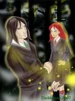 Snape and Lily, Best Friends ? by Artemissia-G